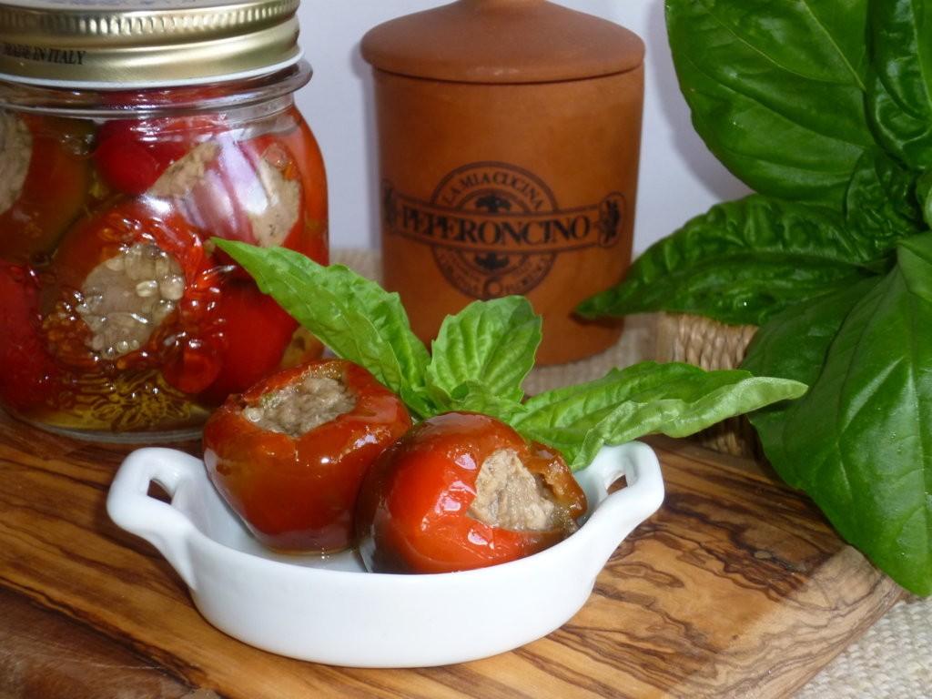 ricetta dei peperoncini piccanti ripieni