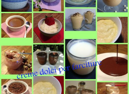 ricette di creme dolci per farciture