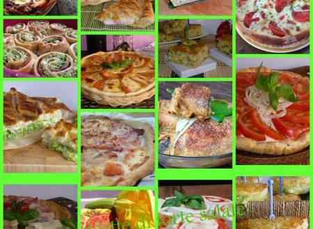 raccolta ricette di torte salate