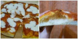 pizza con lievito madre