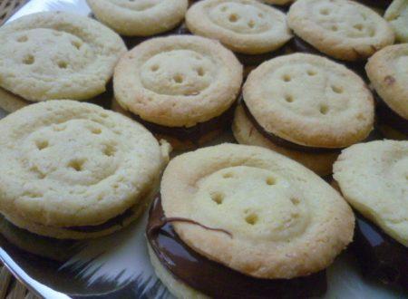 ricetta biscotti simil baiocchi