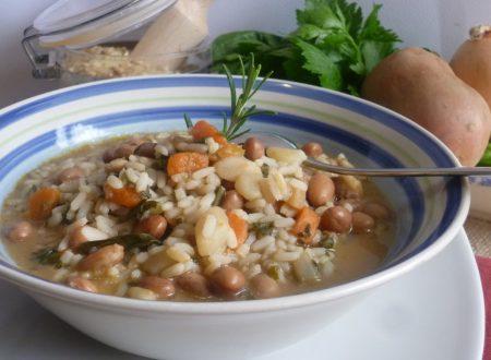 minestra o zuppa del contadino