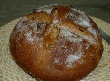 ricetta del pane dei santi