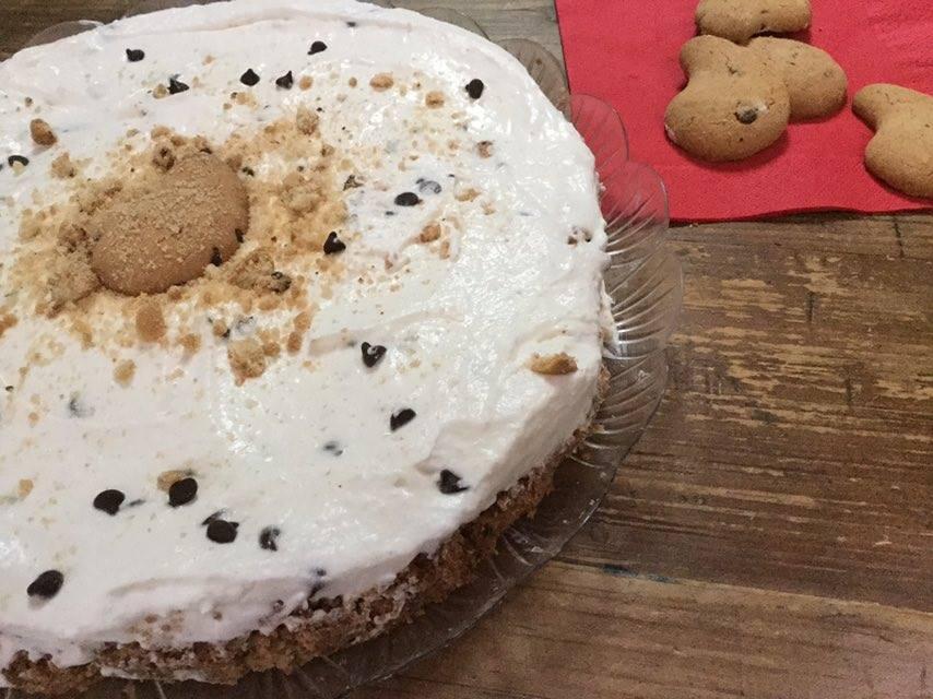 torta gocciole