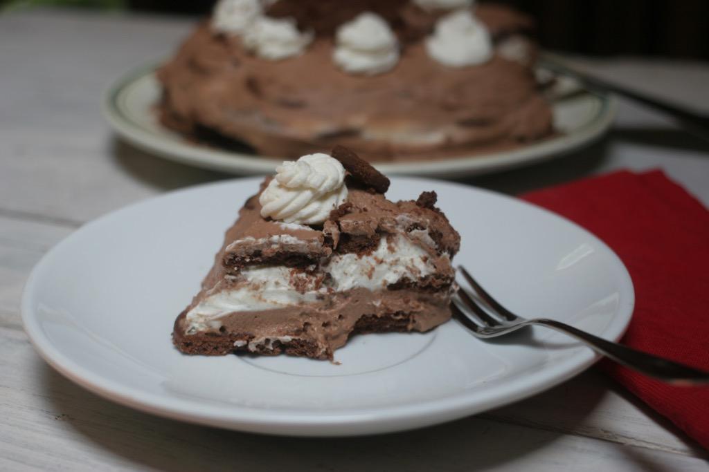 torta veloce al mascarpone e cioccolato