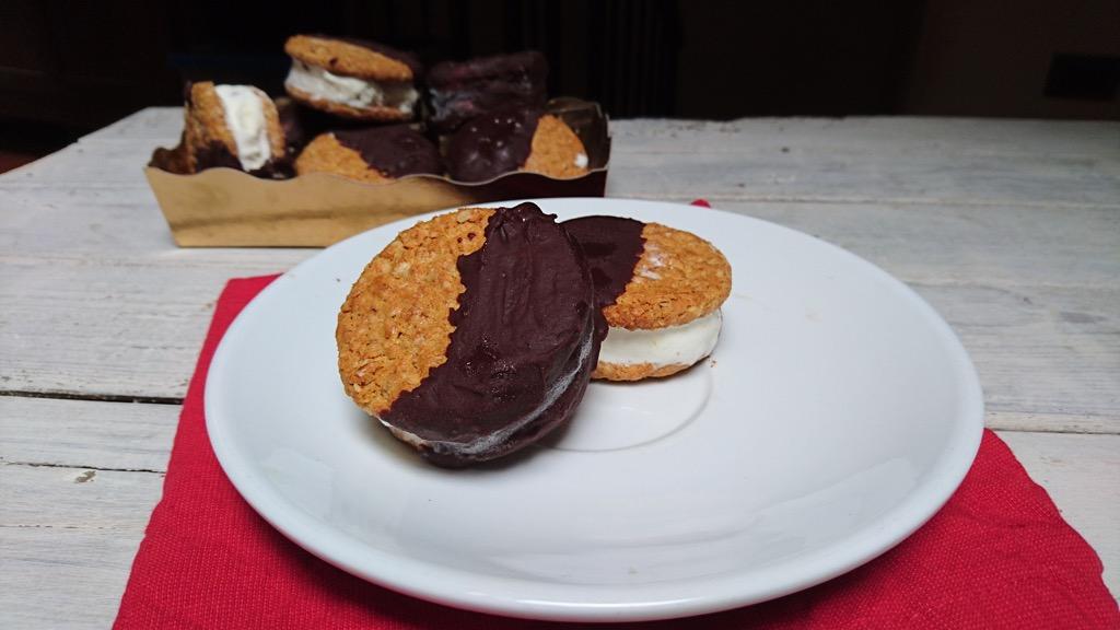 biscotti gelato fatti in casa
