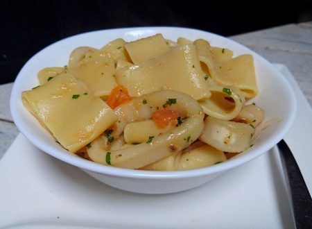 pasta calamarata primo piatto