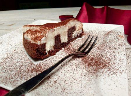 Poke cake con la crema al mascarpone