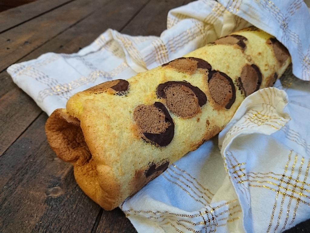 pasta biscotto leopardata