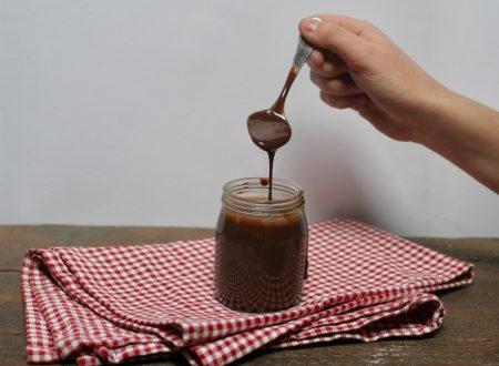ricetta topping alla nutella e come mantenerla morbida nei dolci
