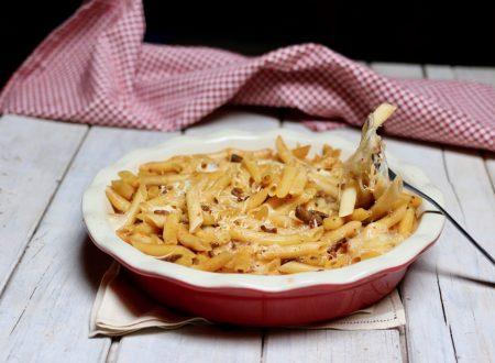 pasta pasticciata con besciamella e ragù