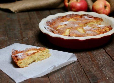 la torta di mele della mamma