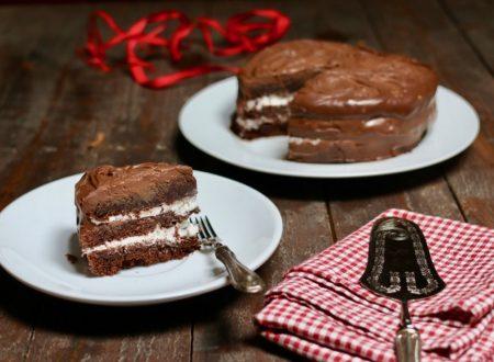 Davil's food cake