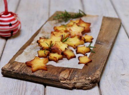 Stelline di patate al forno