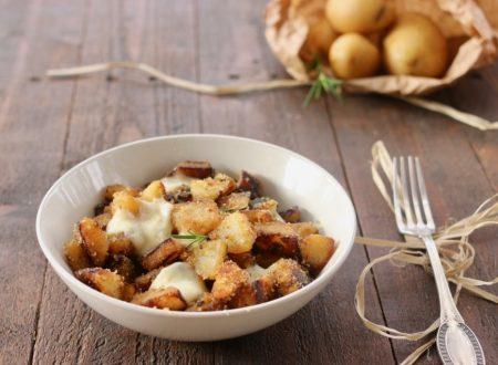 patate sabbiose filanti in padella