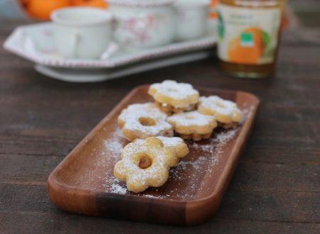 Biscotti fior d'arancia