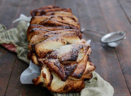 pull apart bread alla nutella