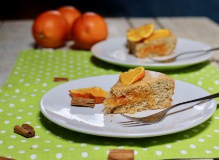crostata morbida alle arance