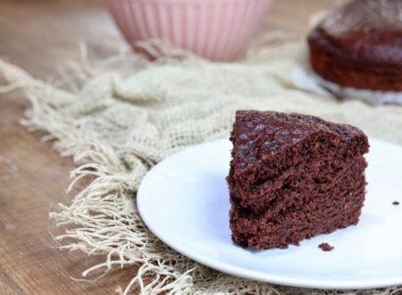 torta 5 minuti al cacao morbida