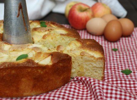 ciembellone alle mele e yogurt senza grassi