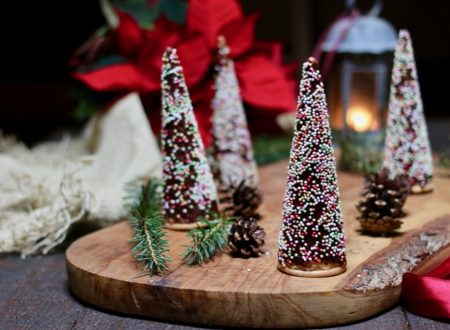 Alberelli Buon Natale ricetta furba senza cottura