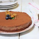 torta furba mousse al cioccolato