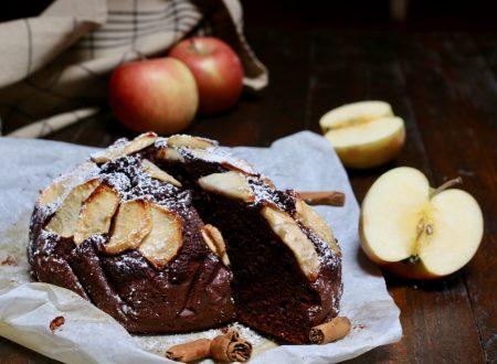 pan di mele cacao e cannella