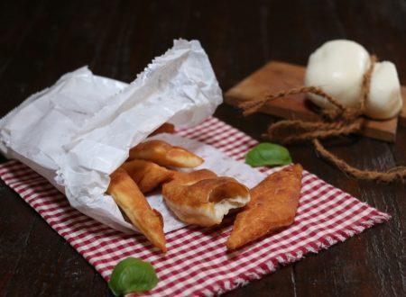 lingue di pane fritte