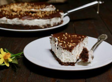 cheesecake cuore di panna