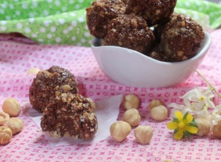tartufi 3 ingredienti alla nutella