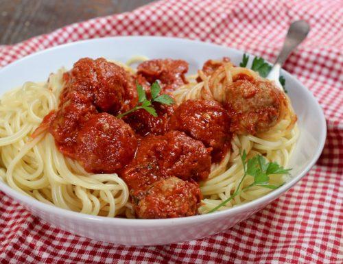 Spaghetti di Lilli e il Vagabondo