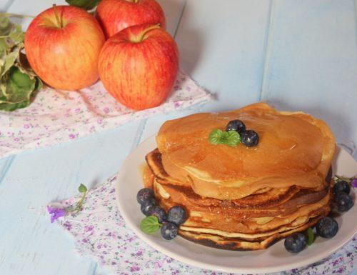 pancakes velocissimi in vaso