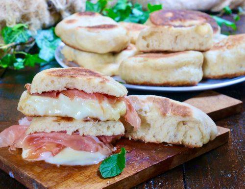 muffin inglesi salati