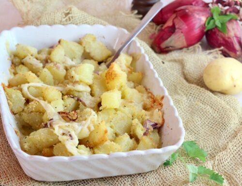 patate sabbiose filanti