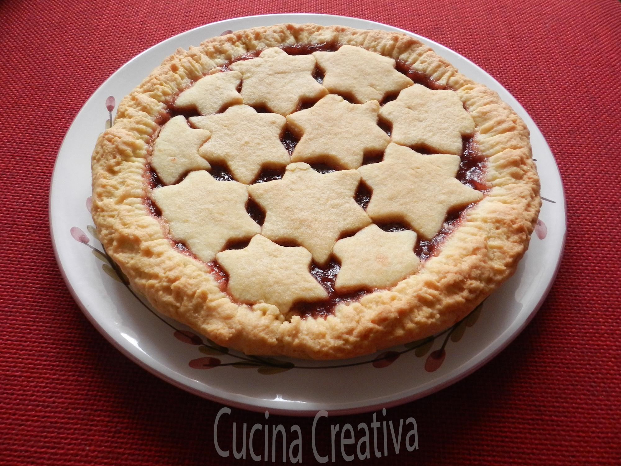 Crostata morbida cucina creativa for Cucina creativa