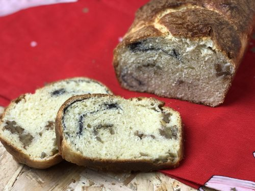 Treccia di Pane ai 3 semi