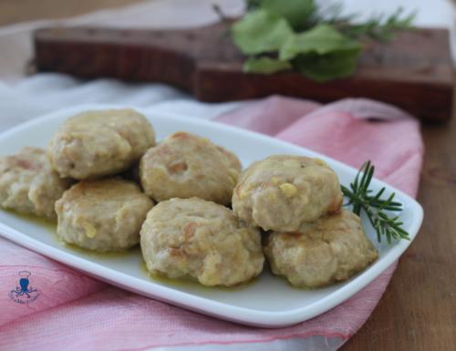 Polpette di pollo e tacchino, ricetta facile e veloce