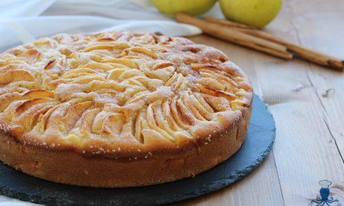 Torta di mele renette, ricetta della nonna facile e veloce