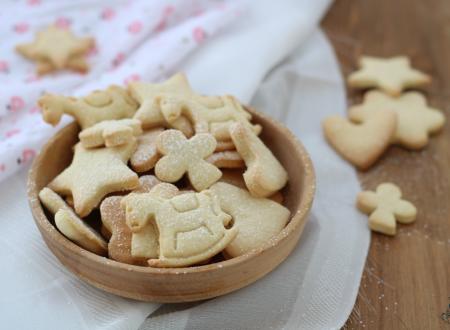 Biscotti di frolla al limone, ricetta con e senza Bimby