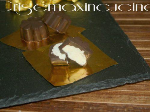 Cioccolatini ripieni, ricetta dolce