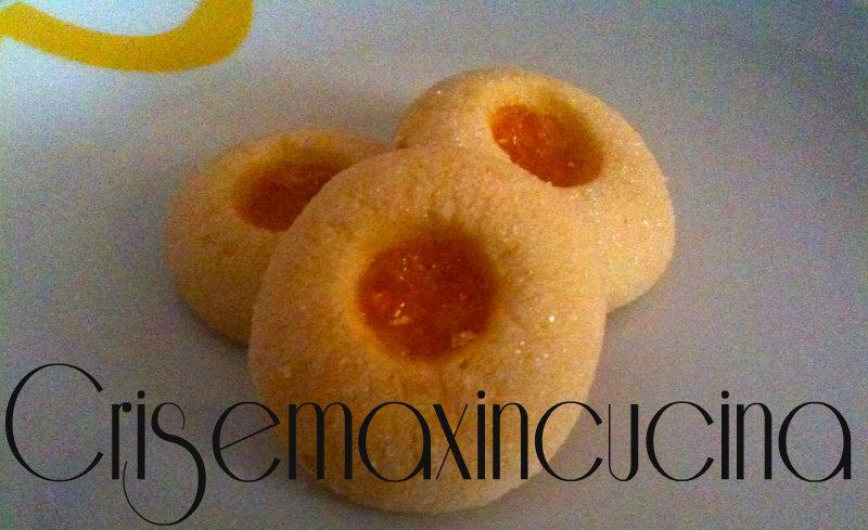 Biscotti di pasta frolla con marmellata ricetta dolce for Pasta frolla planetaria
