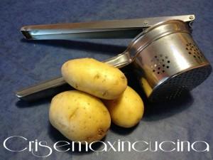 purea di patate, ricetta senza burro ed economica