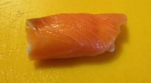 rotolini di salmone