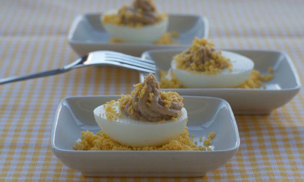 Uova mimosa, ricetta per la festa della donna!