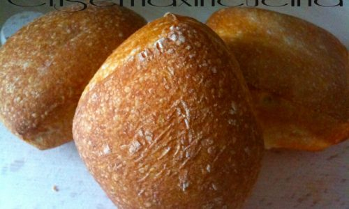 Panini di grano duro, ricetta lievitata