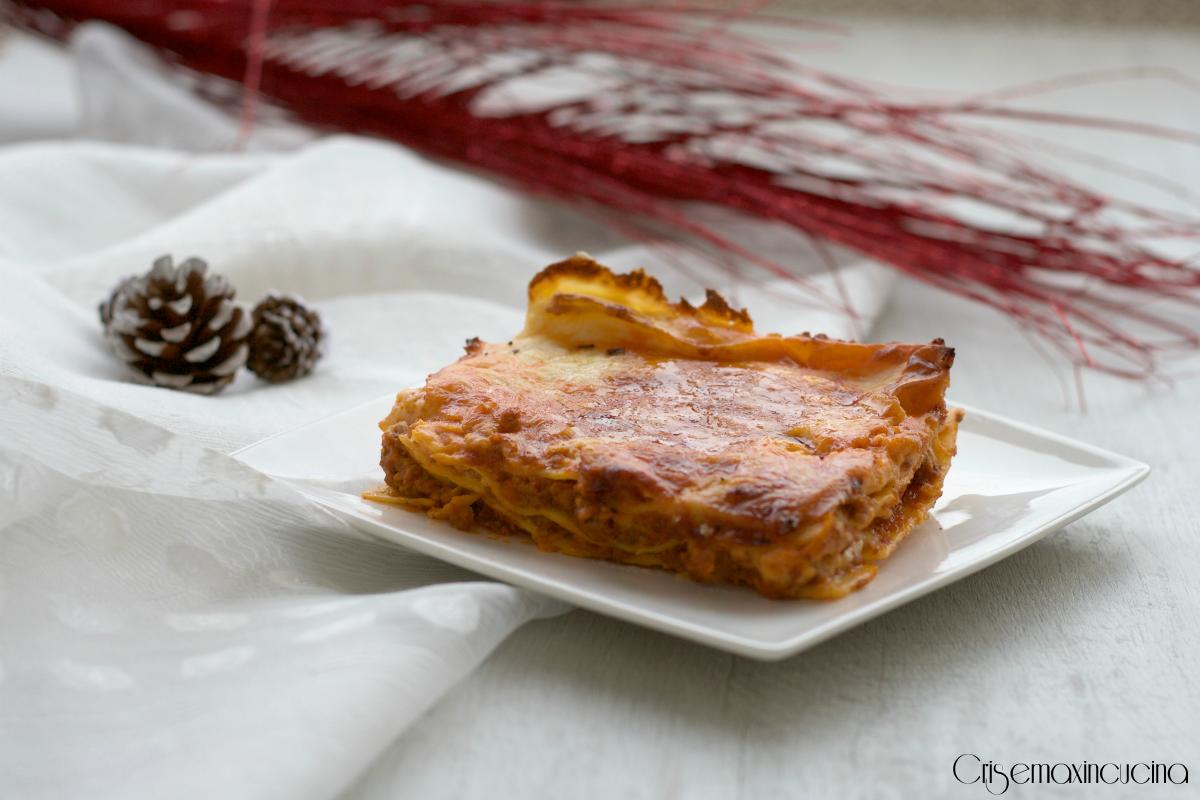 Lasagne Al Forno Ricetta Tradizionale Della Cucina Italiana