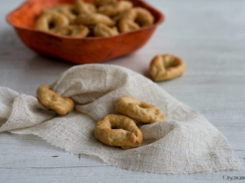 Taralli, ricetta pugliese