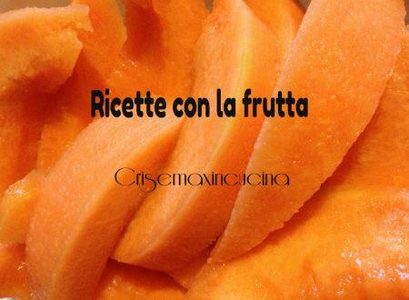 Ricette con la frutta, ricette varie