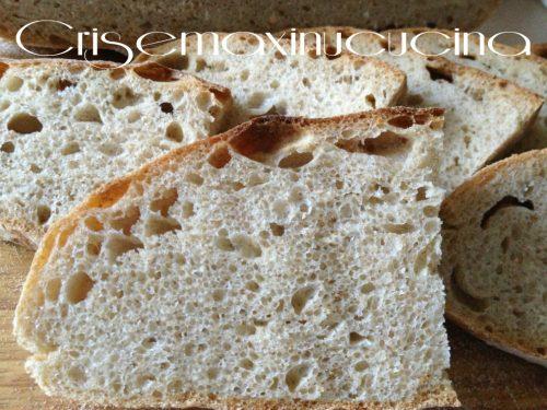 Pane con il farro, ricetta lievitata