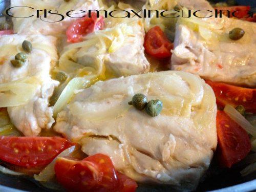 Persico in bianco, ricetta di pesce
